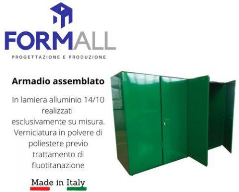 Armadi - Cassonetti per tapparelle, pensiline in alluminio ...