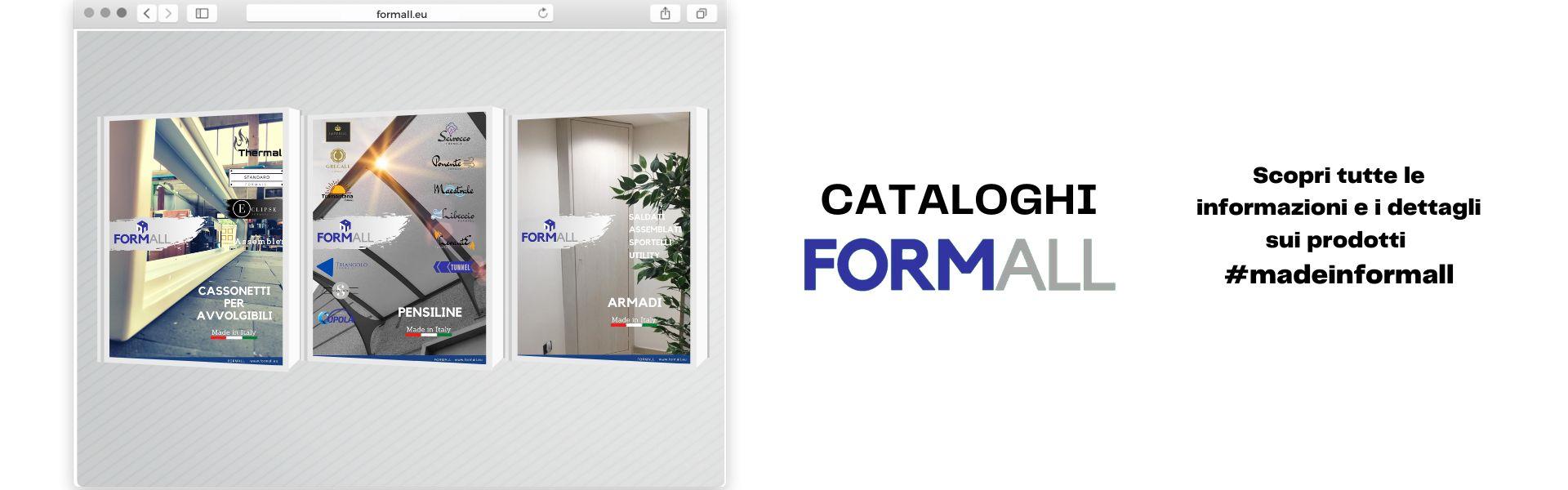 Cataloghi Formall