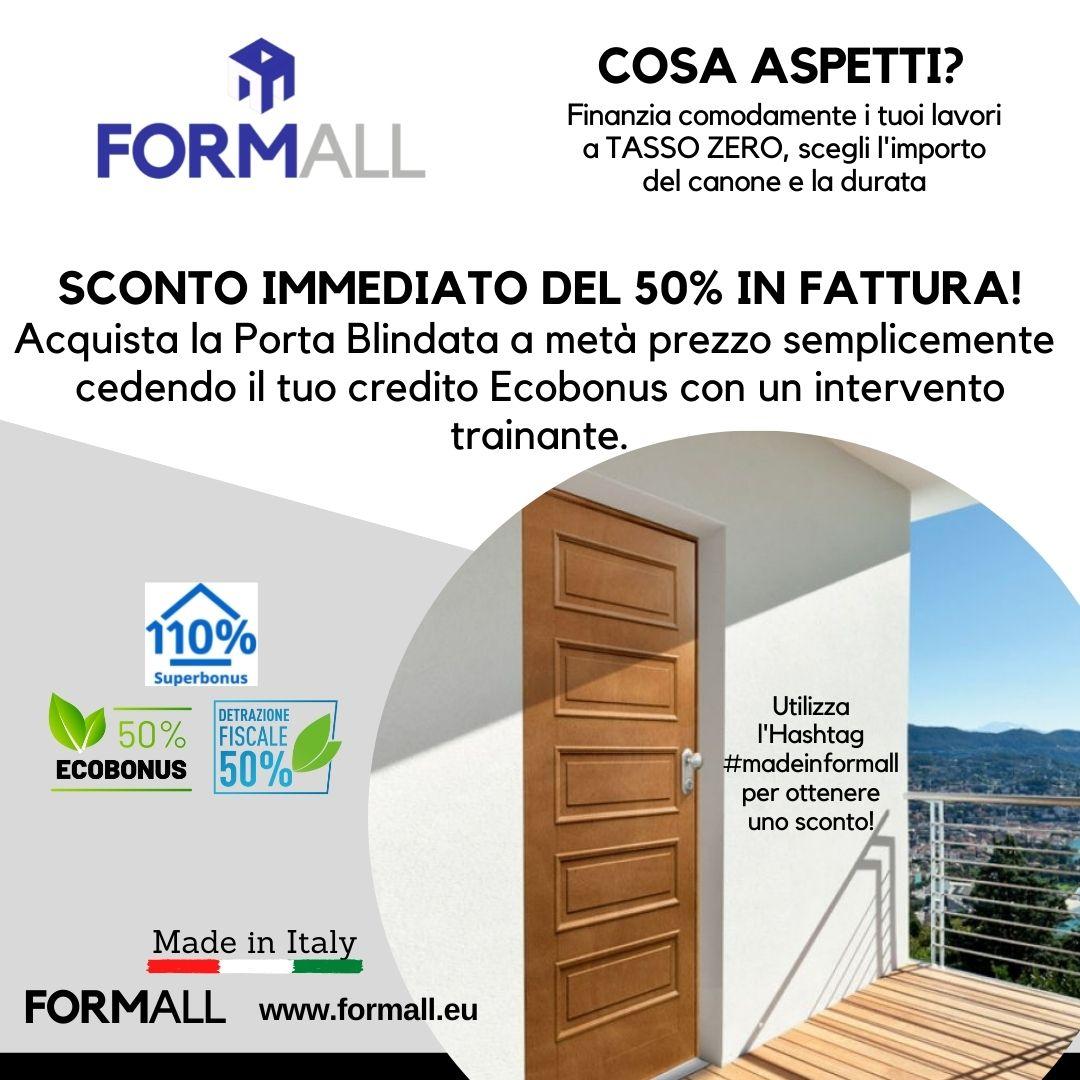 Ecobonus Porta Blindata